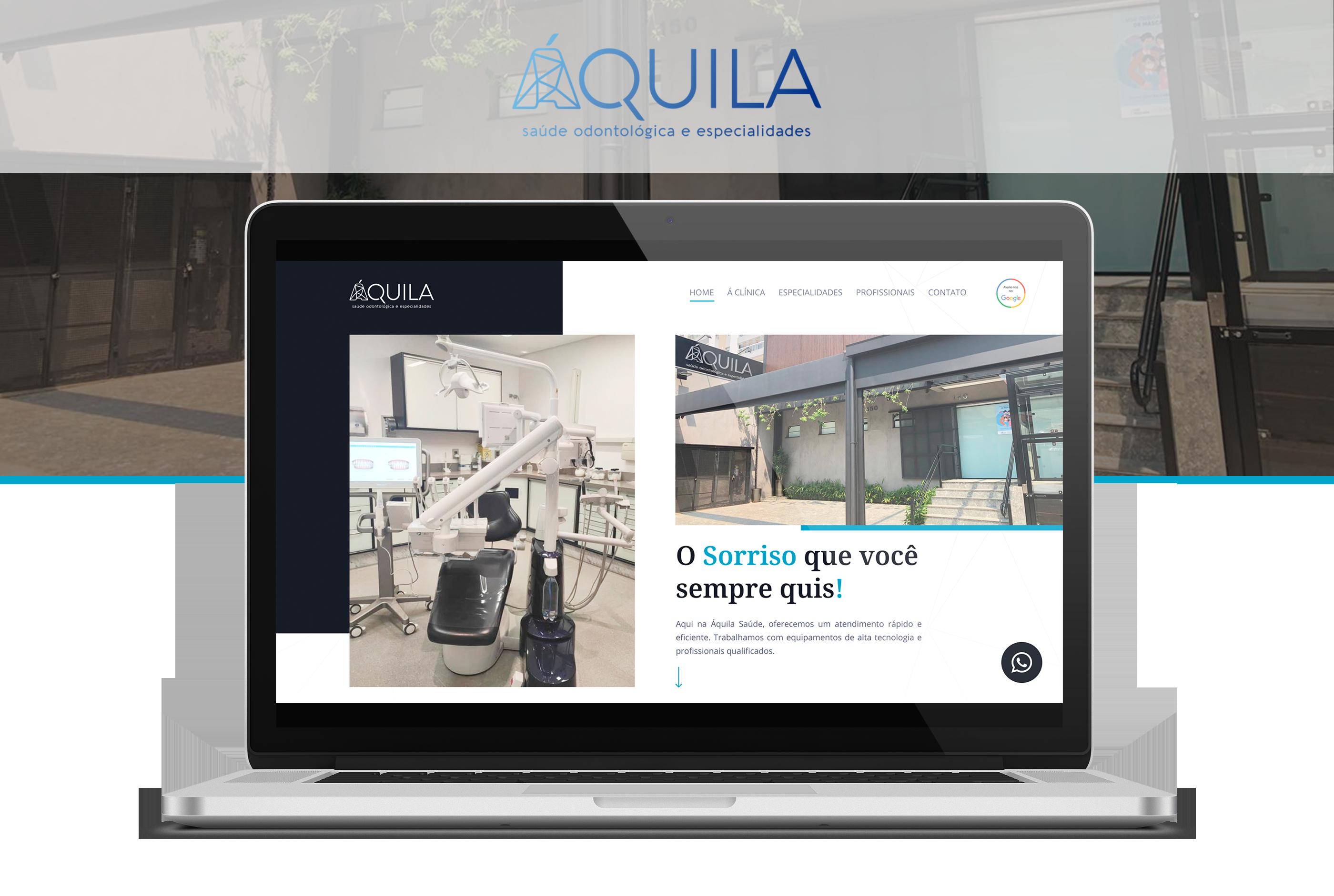 Projeto Áquila Saúde - Goognet Solução Digital