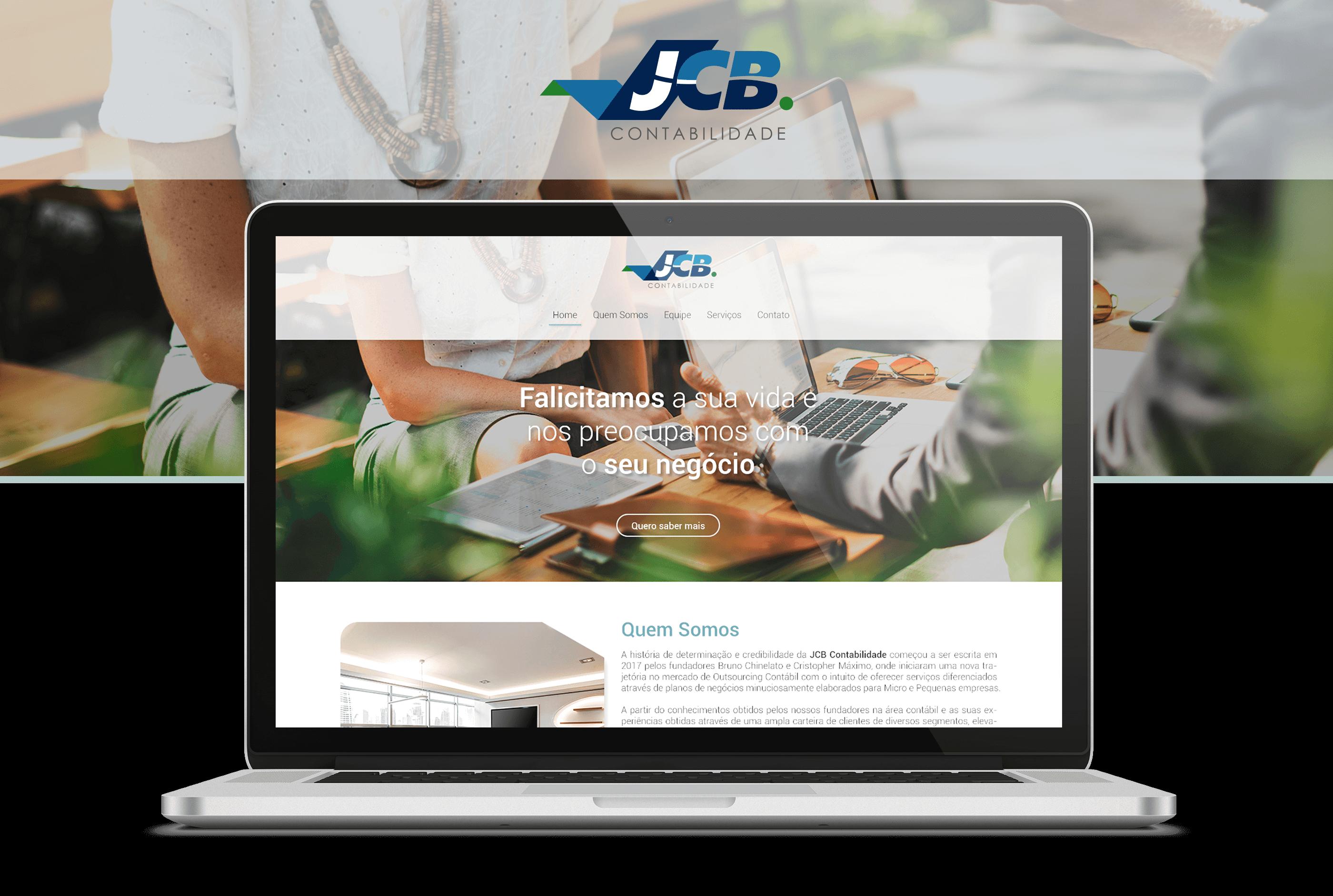 Projeto JCB Contabilidade - Goognet Solução Digital