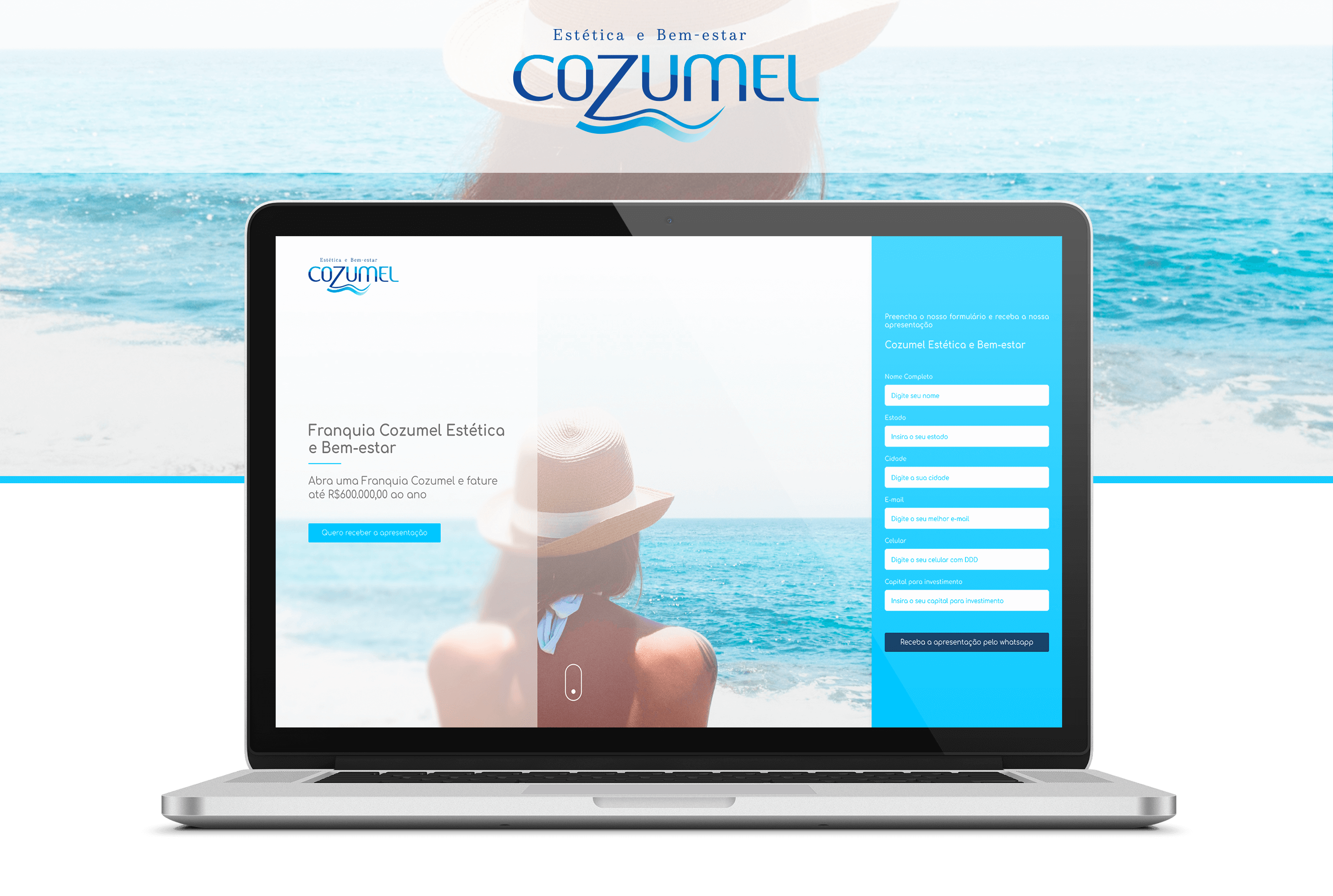 Projeto Cozumel Franquia - Goognet Solução Digital