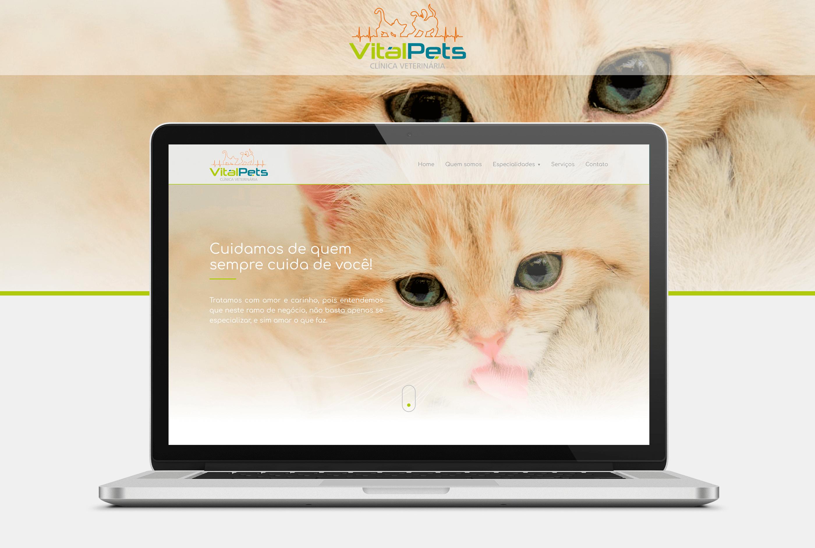 Projeto Vital Pets - Goognet Solução Digital