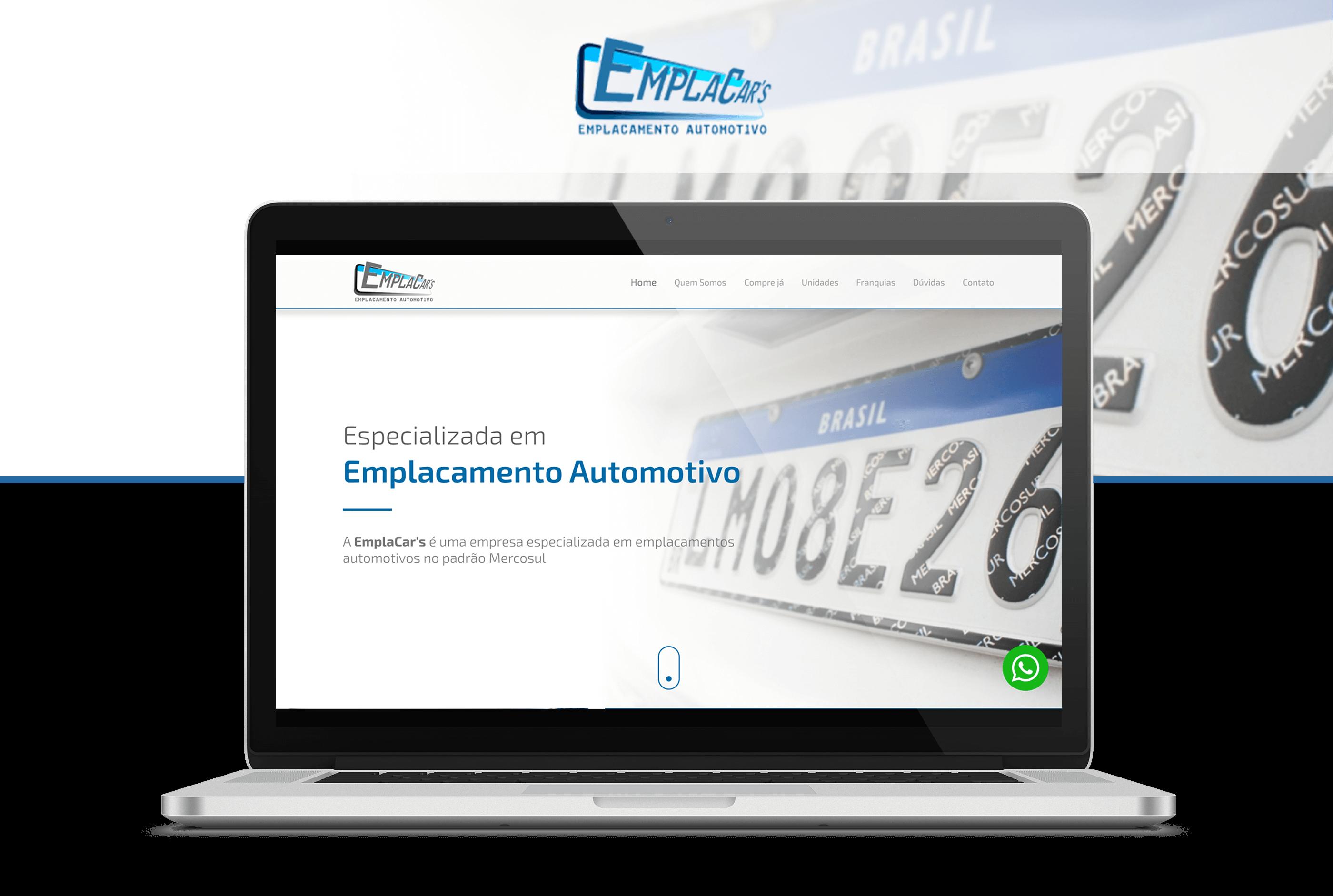 Projeto EmplaCar's - Goognet Solução Digital