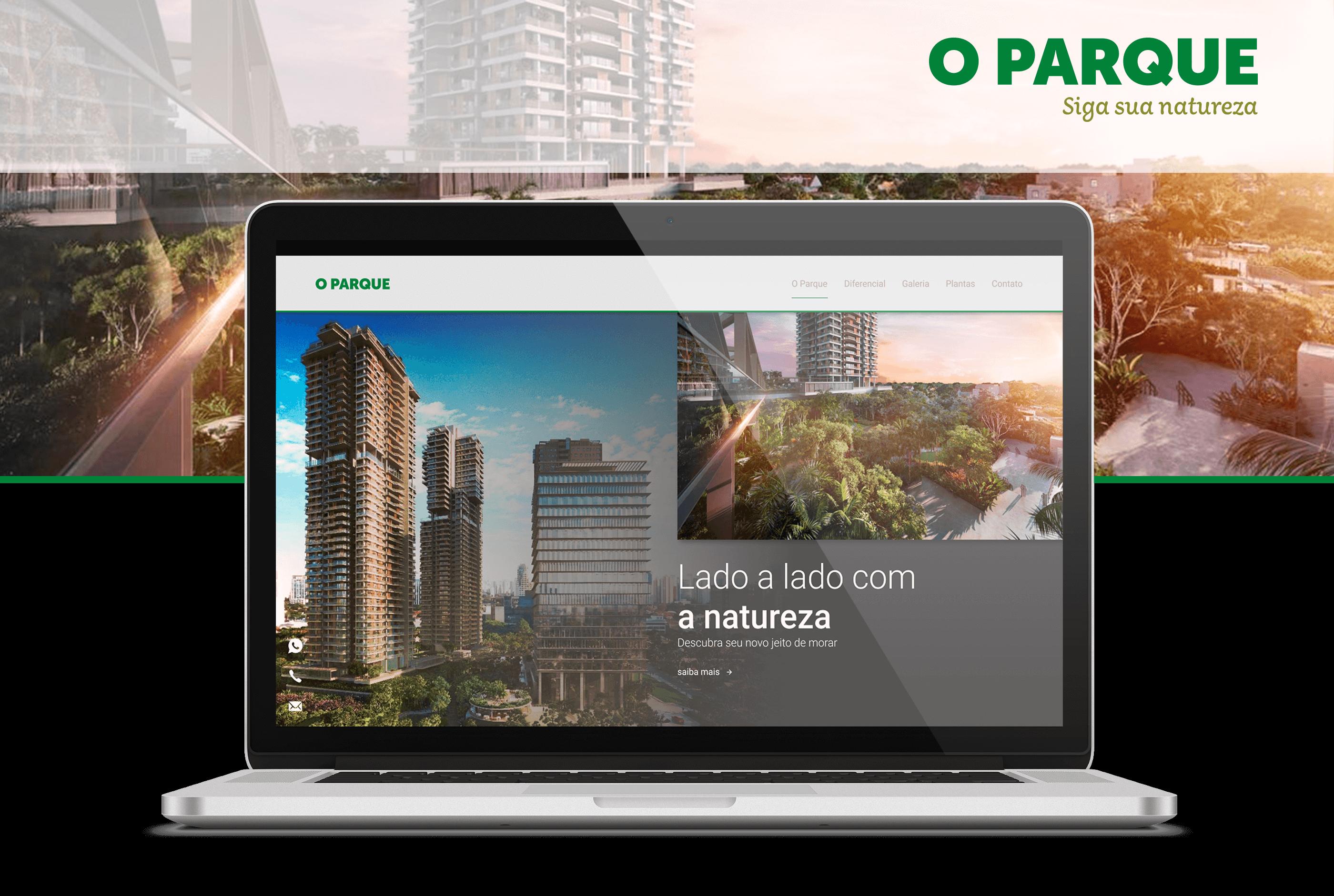 Projeto O Parque - Goognet Solução Digital
