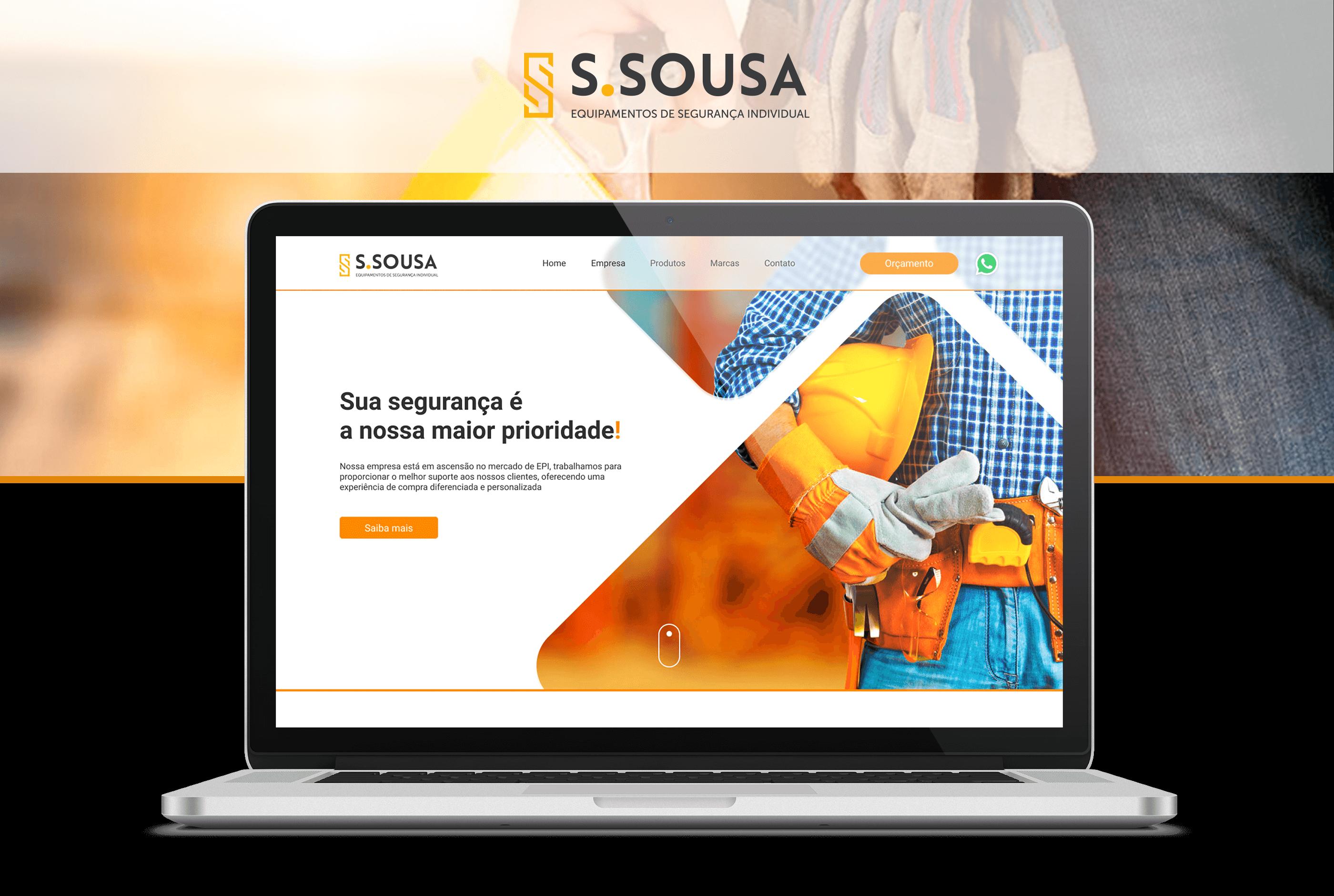 Projeto S Sousa - Goognet Solução Digital
