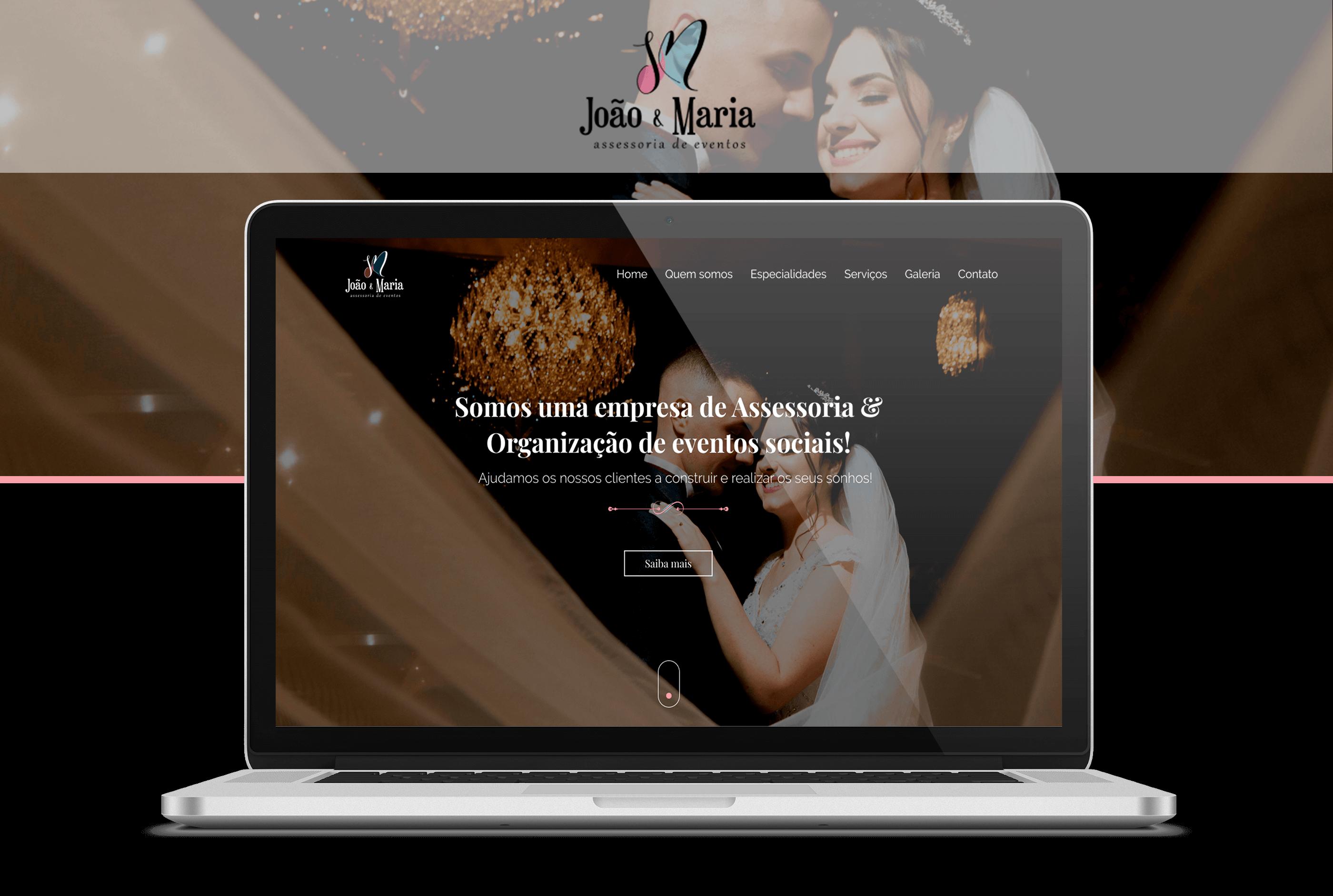 Projeto João & Maria Assessoria - Goognet Solução Digital