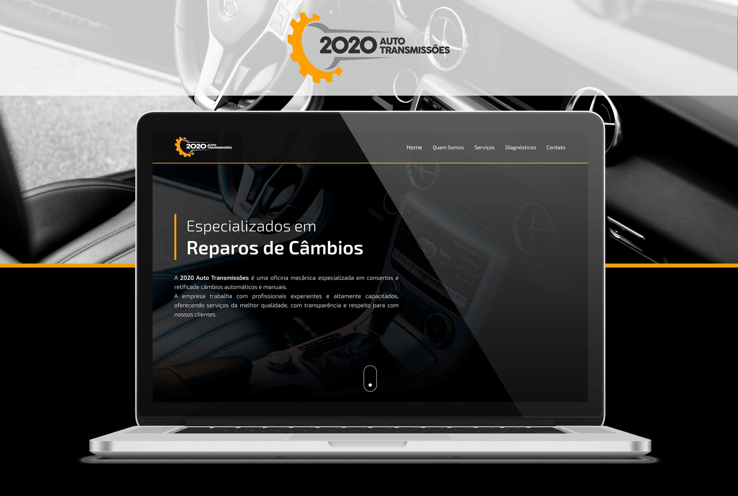 Projeto 2020 Auto Transmissões - Goognet Solução Digital