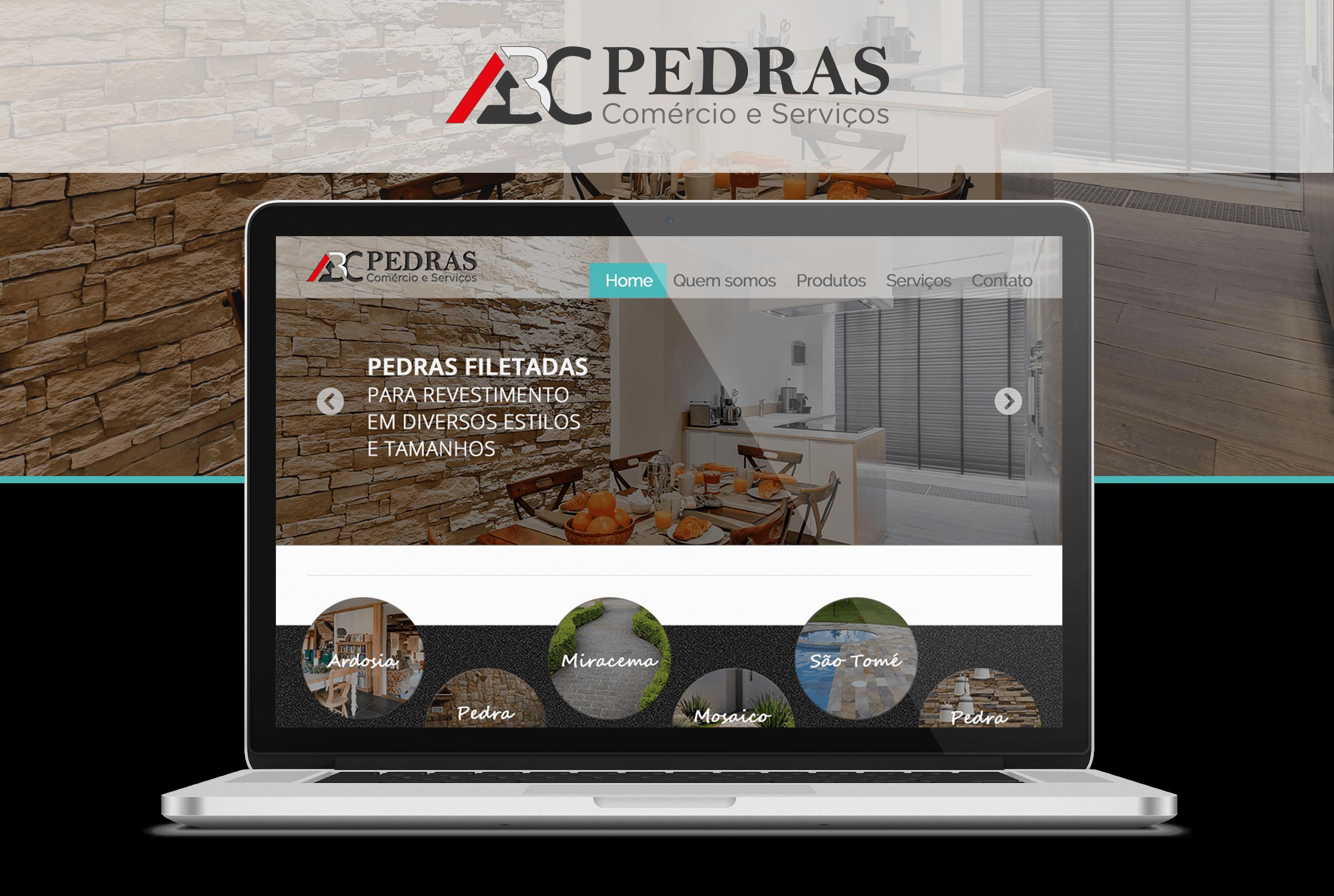Projeto ABC Pedras - Goognet Solução Digital